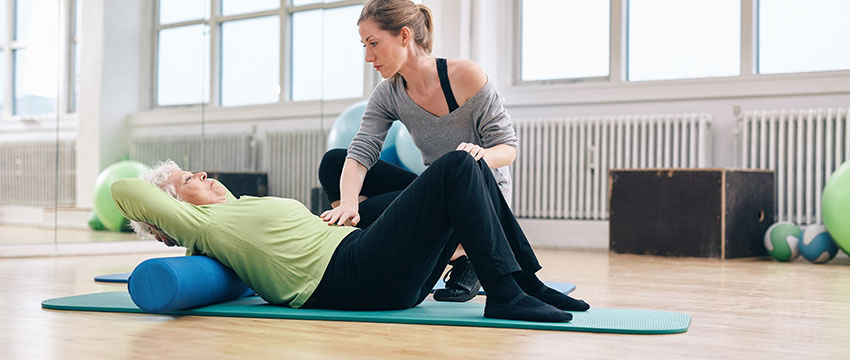 Simple But Effective Exercises For Back Pain